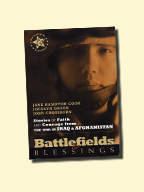 "Book cover - ""Battlefields and Blessings"""